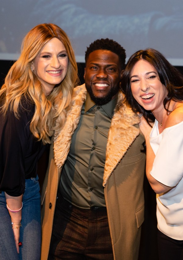 THE UPSIDE OF KEVIN HART