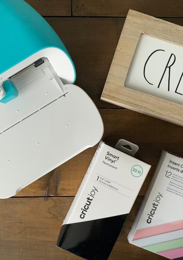 Meet you new DIY Bestie, Cricut Joy!