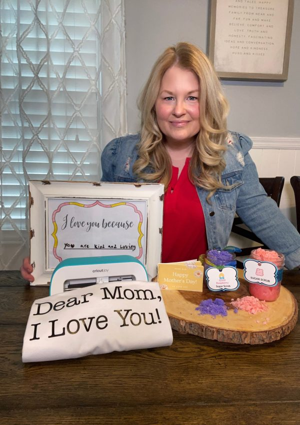 Mother's Day DIY as seen on News 12