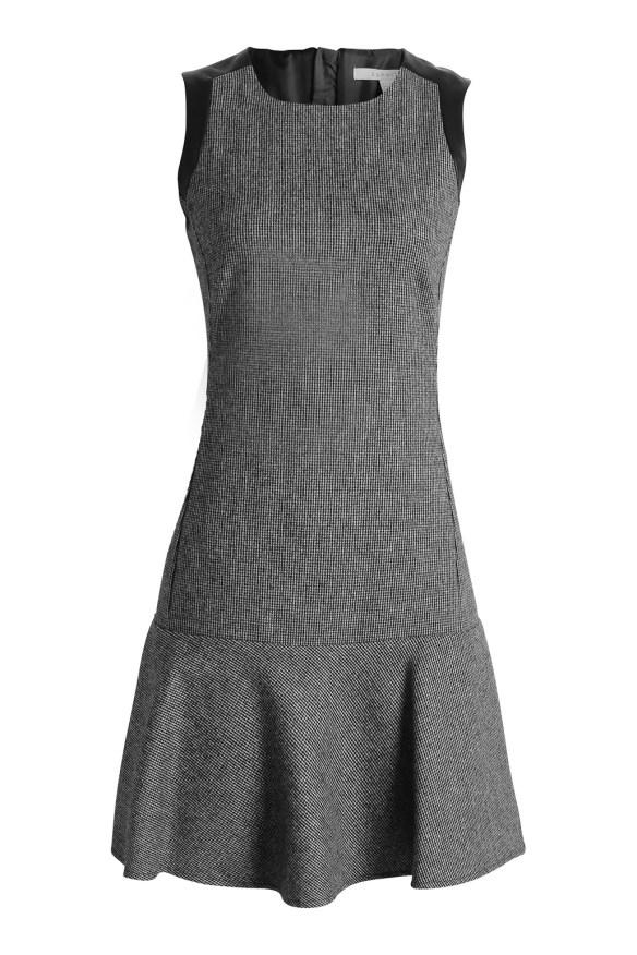 esprit shop on line idea regalo donna abito grigio