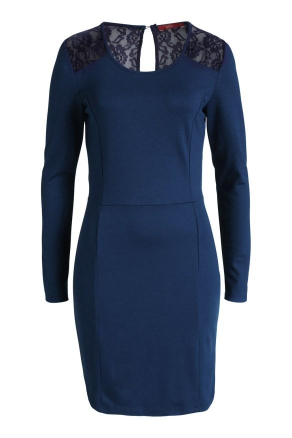 esprit shop on line idea regalo donna abito blu