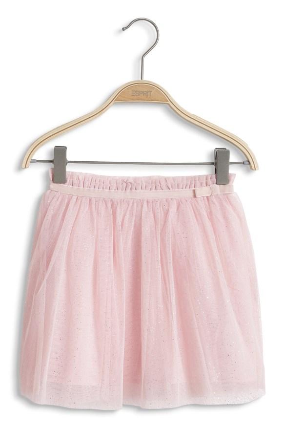 esprit shop on line idea regalo bimba gonna in tulle rosa