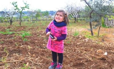 vestitino colorato Boboli bambina