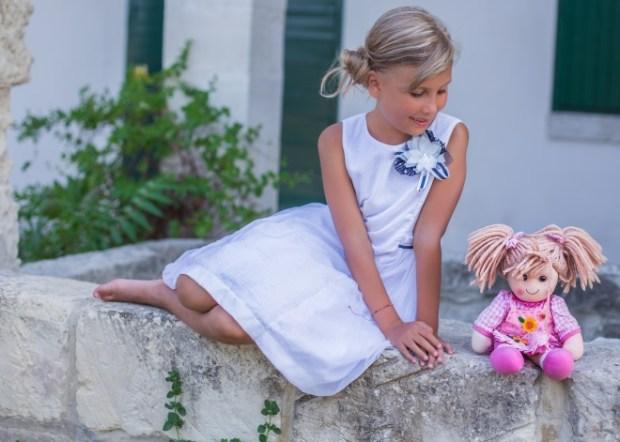 vestiti da cerimonia per bambina