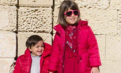 come vestire a natale due bambine