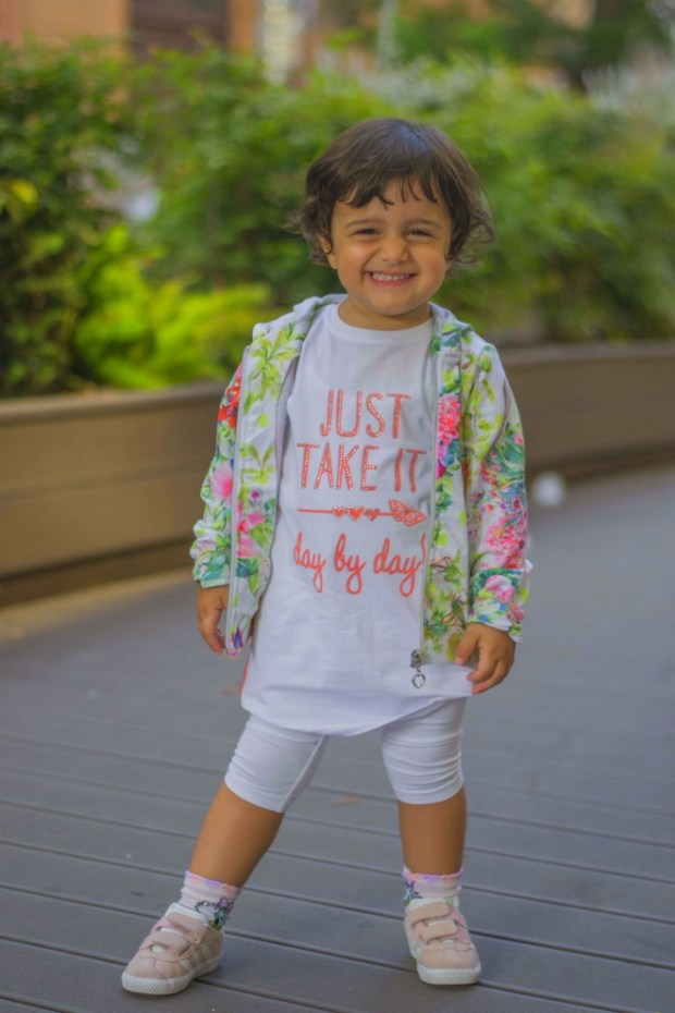 collezione estate bambina yclu