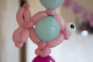 balloon party lecce
