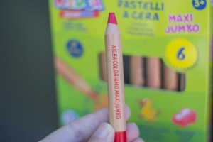 Matite colorate per bambini piccoli