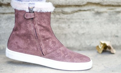 scarpe ocra per bambini