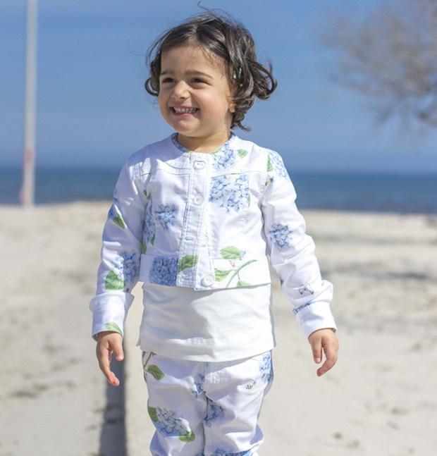 vestiti cerimonia bambina estate primavera