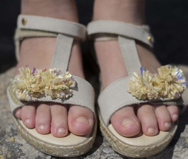 scarpe cerimonia bambina