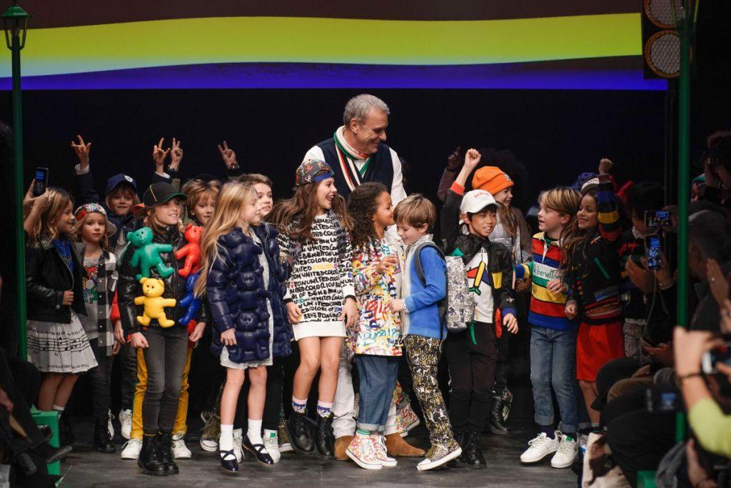 esser bella blog: Benetton Autunno Inverno 2015 2016: Foto