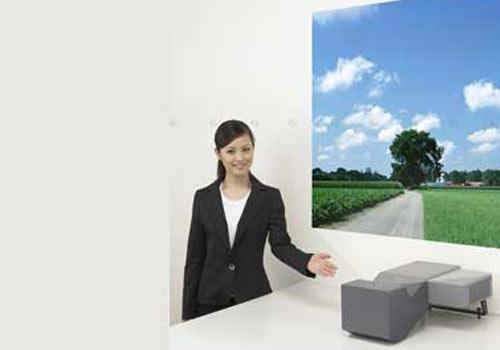 Sanyo-LP-XL50-Projector-class-trendy-gadget