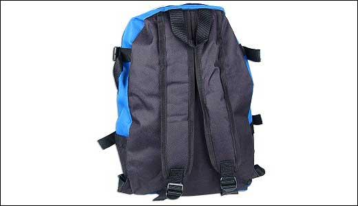 Water Resistant Solar Charging Backpack