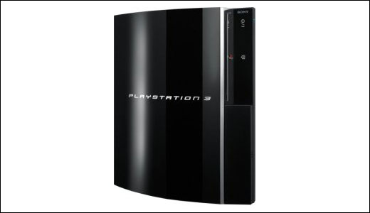 Sony 80GB PS3