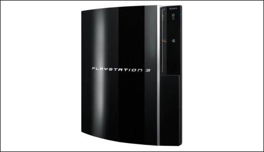 Sony 80GB PS3