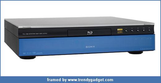 Sony BDP-S1E Blu-ray player