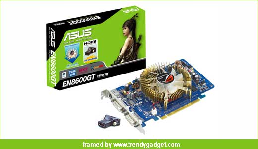 ASUS graphic cards