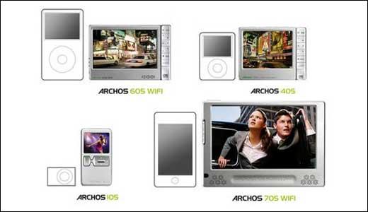 Archos Generation 5