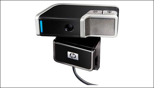 HP 2.0-Megapixel Autofocus Webcam