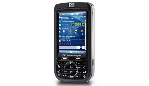 HP iPAQ 600