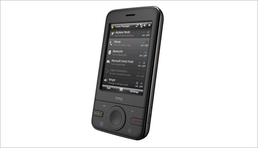 HTC P3470 Smartphone with GPS