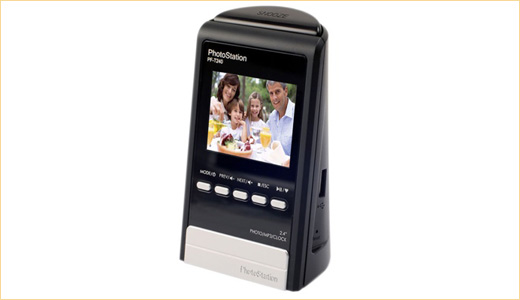 Mustek PF-D240 Digital Photo Frame