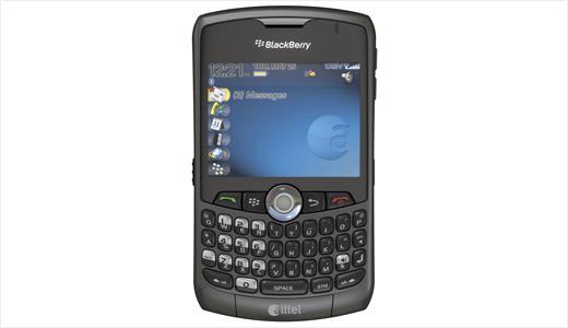 BlackBerry Curve 8330 smartphone
