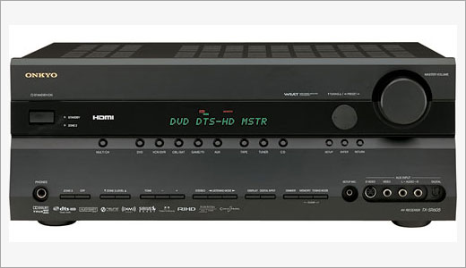Onkyo TX-SR605B HomeTheater Receiver