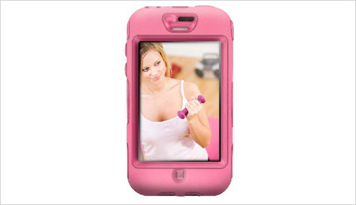 Limited Edition Pink OtterBox Strength Cases