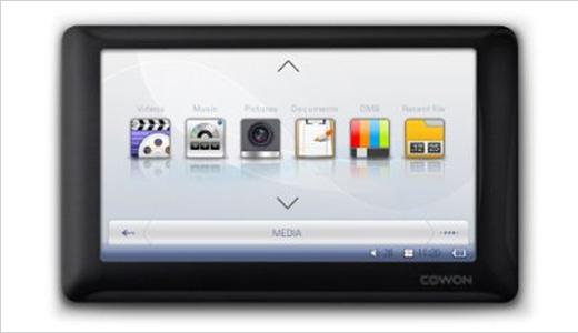 Cowon O2  MP4 Player