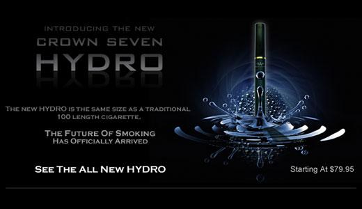 crown7 hydro cigarette