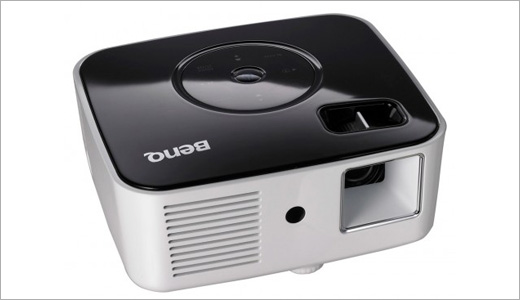 BenQ's GP1 compact projector