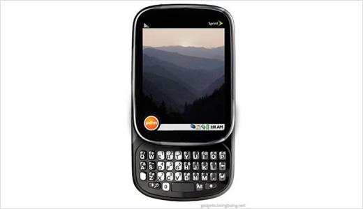 palm nova smartphone