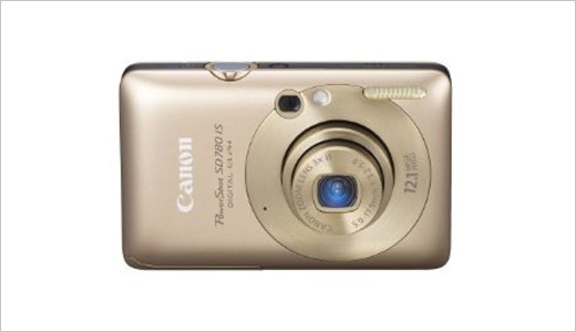 canon poweshot sd780is