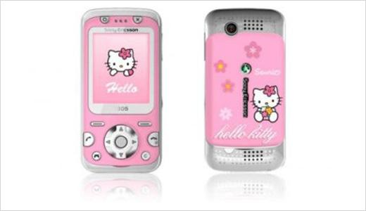 Sony Ericsson F305 Hello Kitty Edition