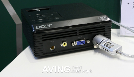 acer K10 pico-projector