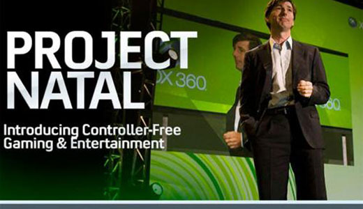 project natal xbox