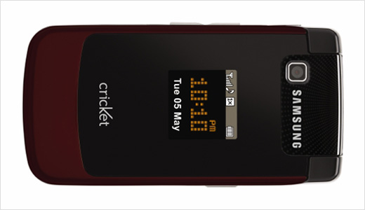 Samsung MyShot II cricket