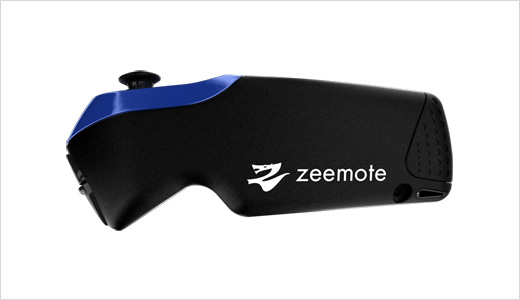 Zeemote JS1 Bluetooth Mobile Gaming Controller