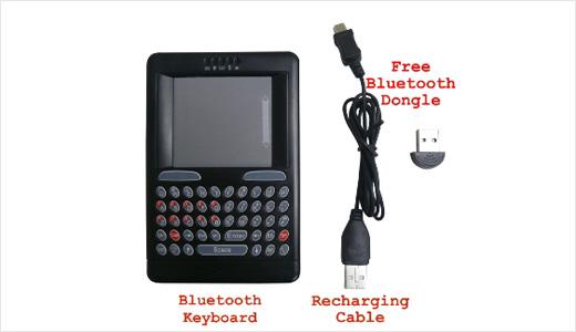 efo Bluetooth keyboard