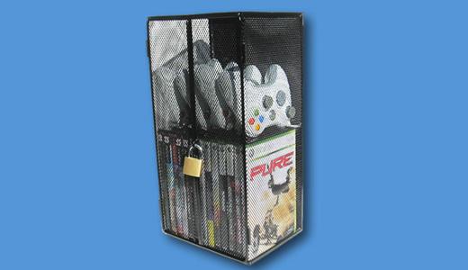 xbox 360 security locker