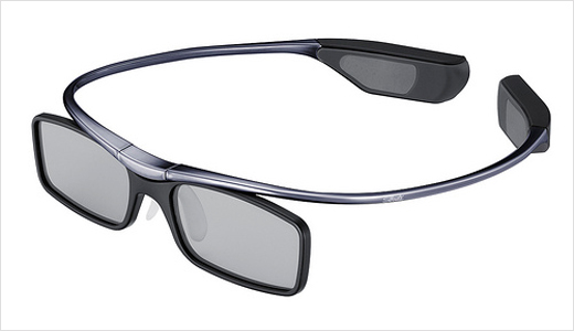 Samsung 3D Active Glasses (model SSG-3700CR)