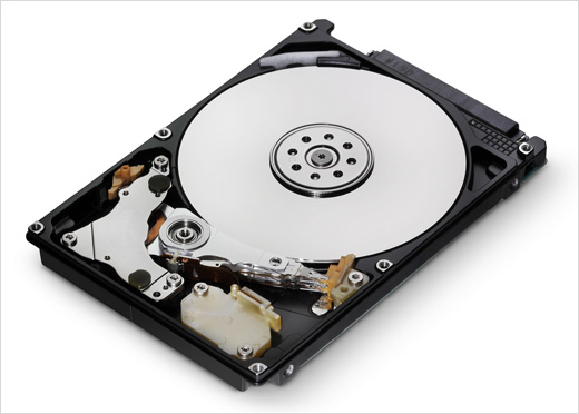 Hitachi CinemaStar C5K750 Hard Drive