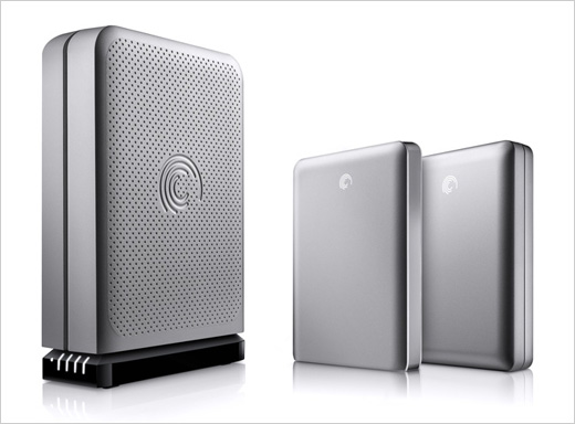 GoFlex for Mac External Drives