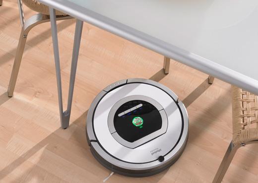 iRobot Roomba 760 Vacuum Cleaning Robot