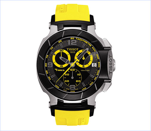 T-Race Yellow Watches