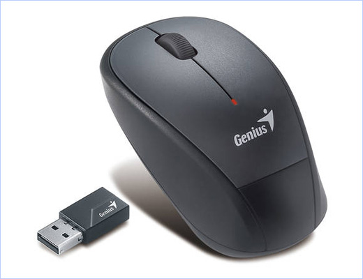 Genius SlimStar 8000 Wireless Mouse
