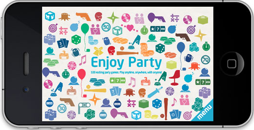 GoGoEn Enjoy Party 100 rocking party games