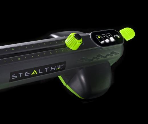 Stealth 360° Orbital PAD System